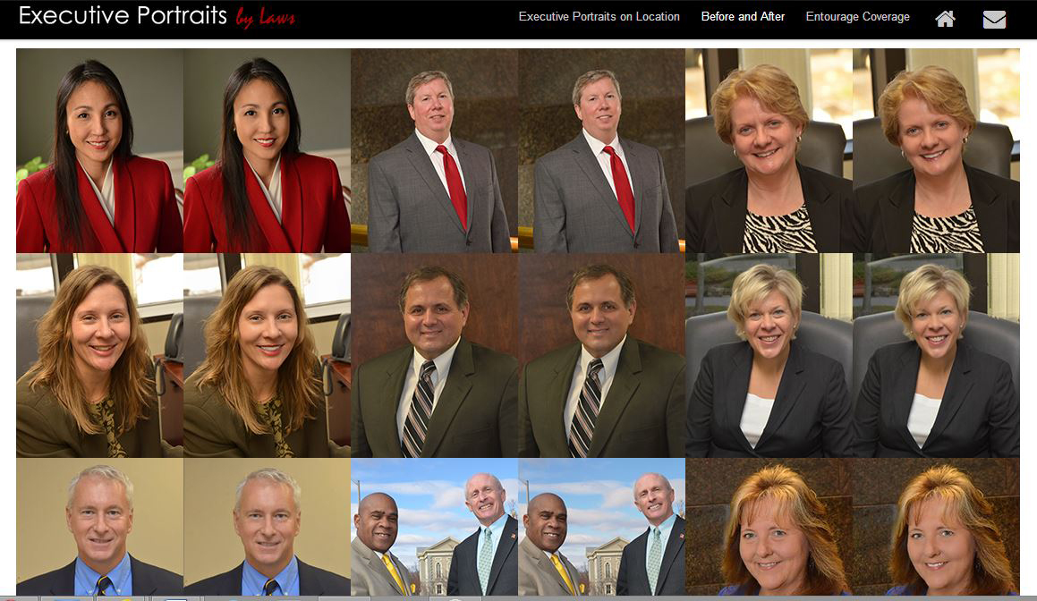 Executive-Portraits