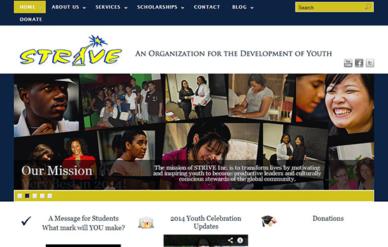 STRIVE Inc. – An Organization for the Development of Youth