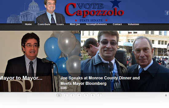 Vote Cappozzolo for State Senate