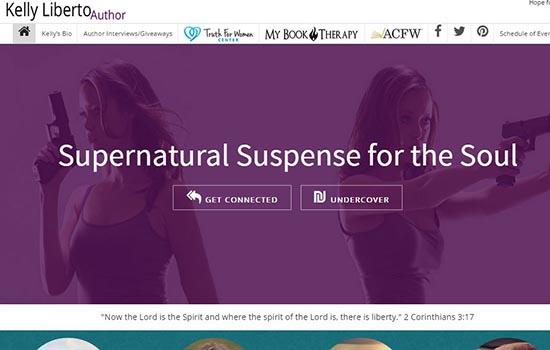 Supernatural Suspense for the Soul
